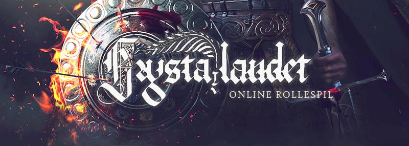 Krystallandet Logo